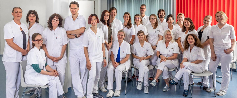 Das Team vom Labor Dr. Niedetzky